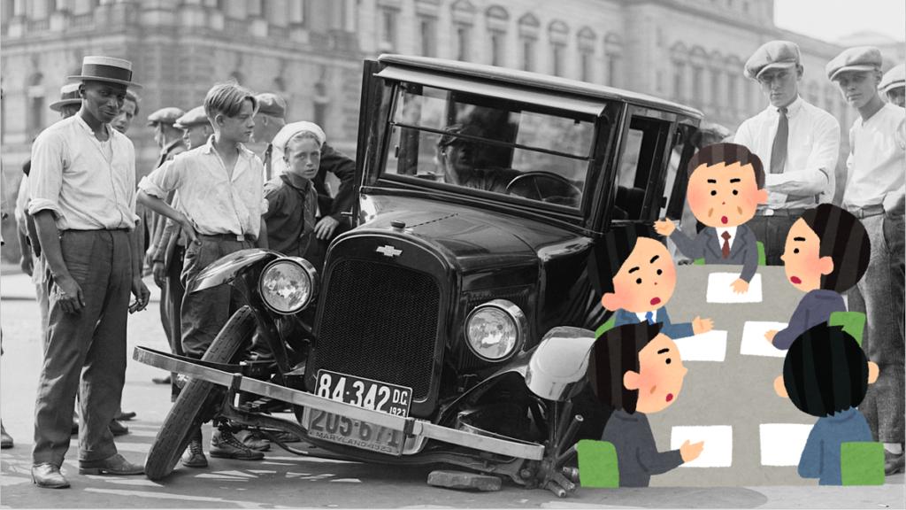 シートベルトに関する法律について