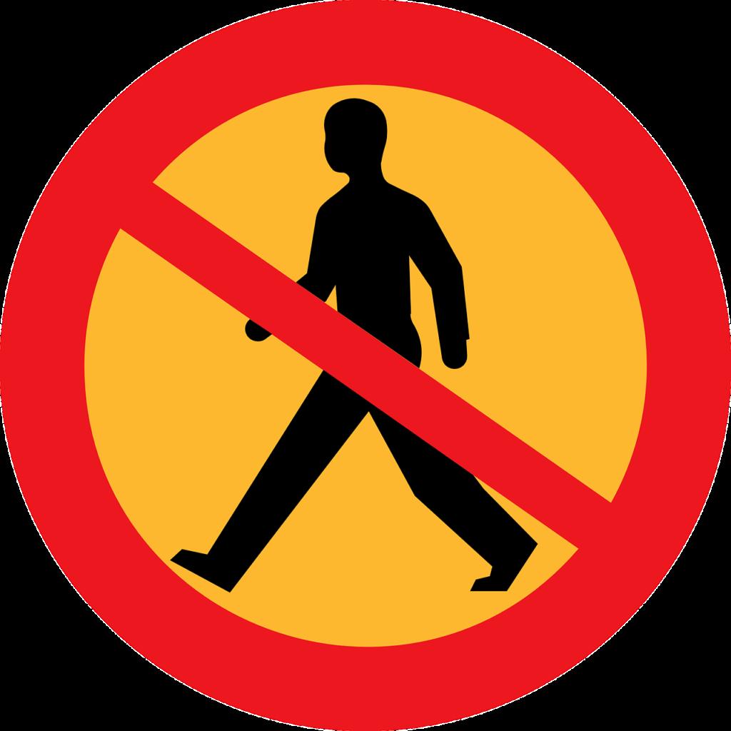 高齢者の事故は歩行中が一番多い