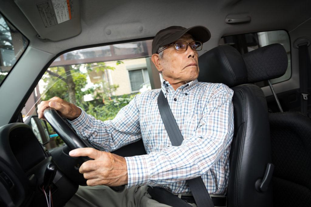 高齢者が事故を起こす要因