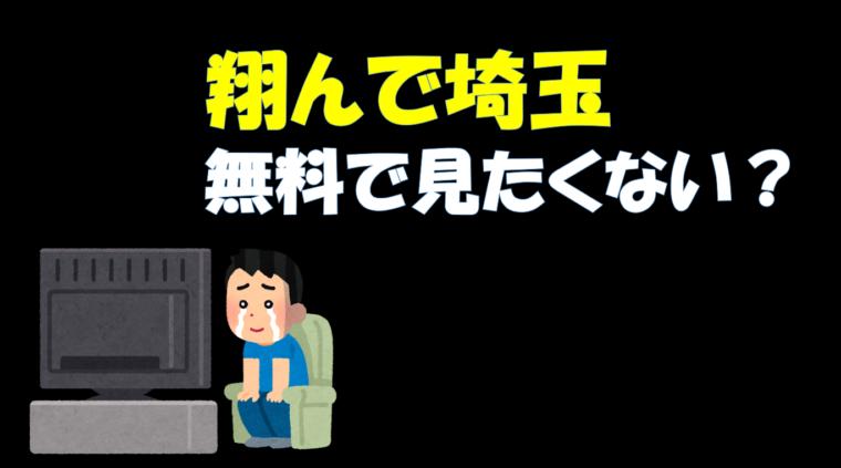翔んで埼玉を無料で見る方法!
