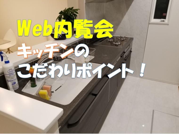 【web内覧会】我が家のキッチンをご紹介!【大和ハウス】