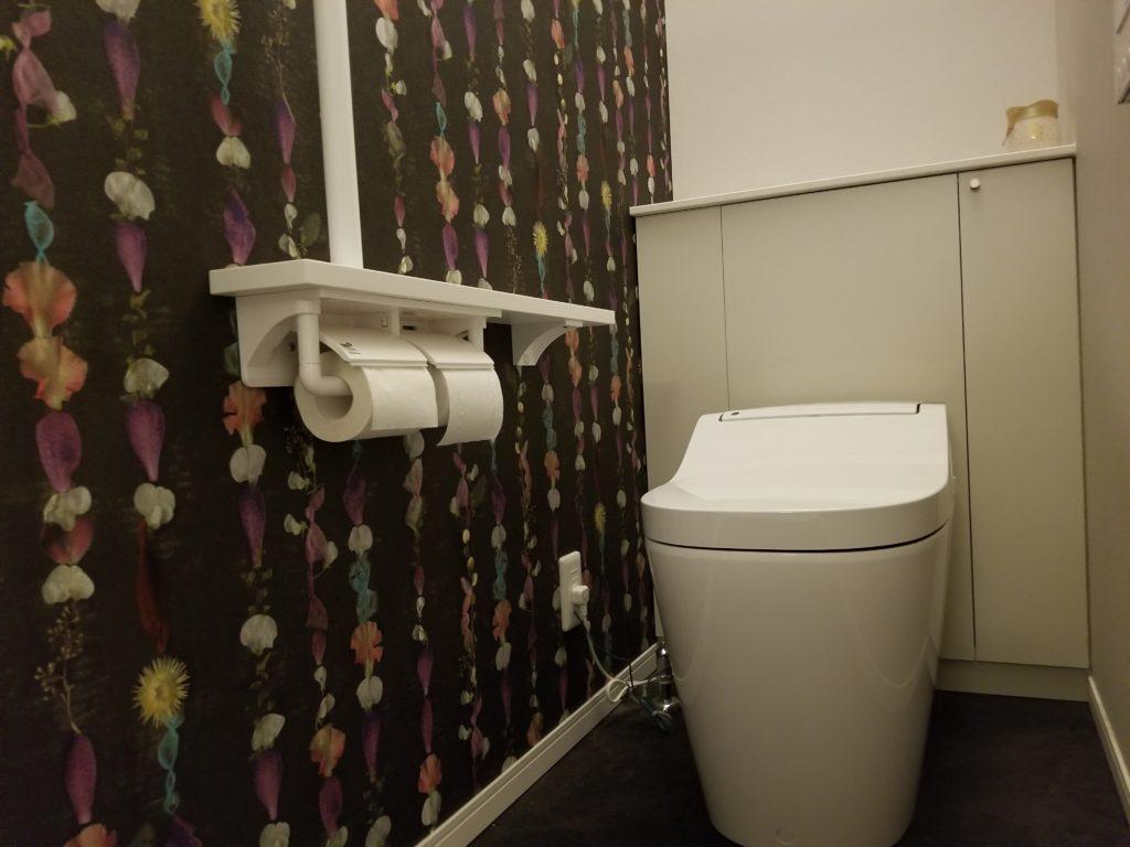 トイレで気を付けるべきポイント