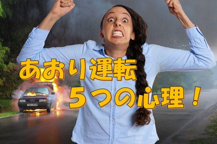 【教官が教える】あおり運転に繋がる5つの心理【誰でもありえる】