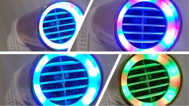 LEDの組み合わせ